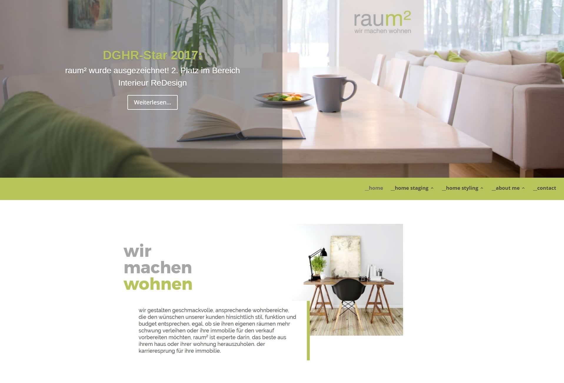 Home Staging raum² - wir machen wohnen - vorschau - Kopie