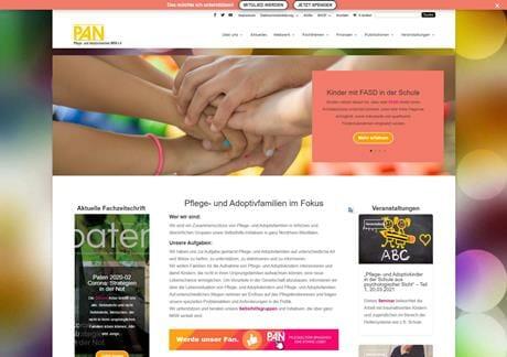 Webseite: Starter-Paket