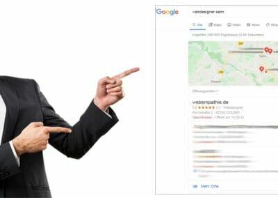 Google My Business Einrichtung